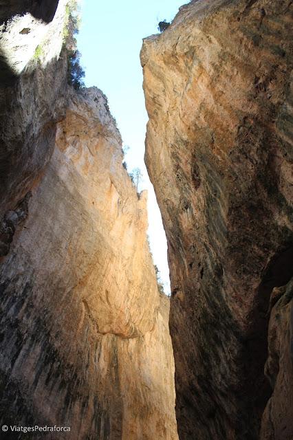 Matarranya, els Ports, ruta senderista, trekking, Terol, Aragó