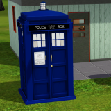 The 9th & 10th Doctors T.A.R.D.I.S. (Type 40)- Preview Image