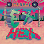 Ex Hex - It's Real Cover