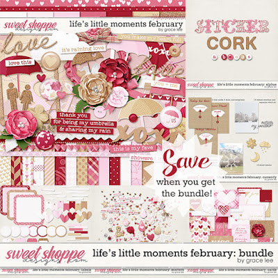Life's Little Moments - February: Bundle