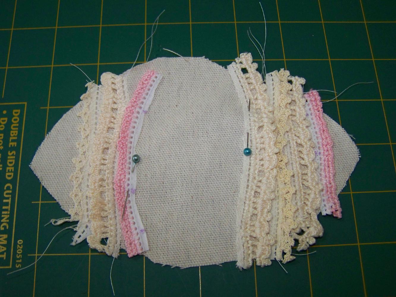 Work Zag Crochet Open Zig