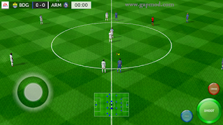 FTS Mod FIFA17 Ultimate v5 Final by Zulfie Zm Apk + Data Android