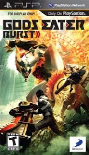 Gods Eater Burst (USA) PSP/PPSSPP ISO Download