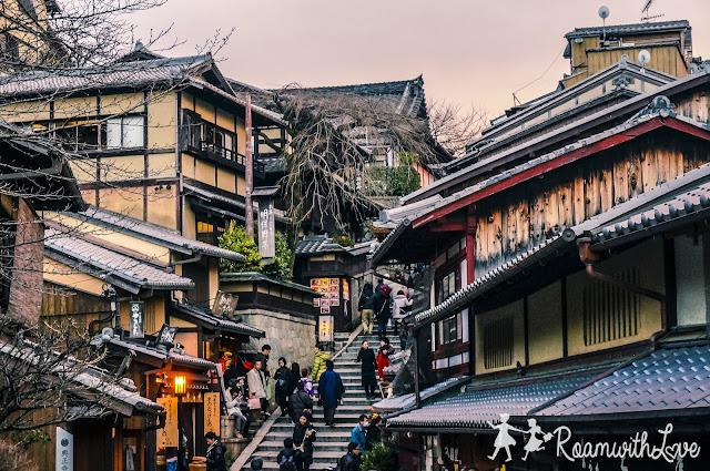 Japan,kyoto,review,เกีนวโต,รีวิว,ทริป,สวีท,ญี่ปุ่น,คันไซ,ninenzaka,sannenzaka
