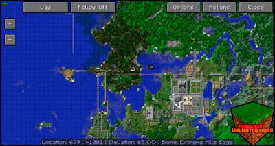 Journey Map Mod Minecraft