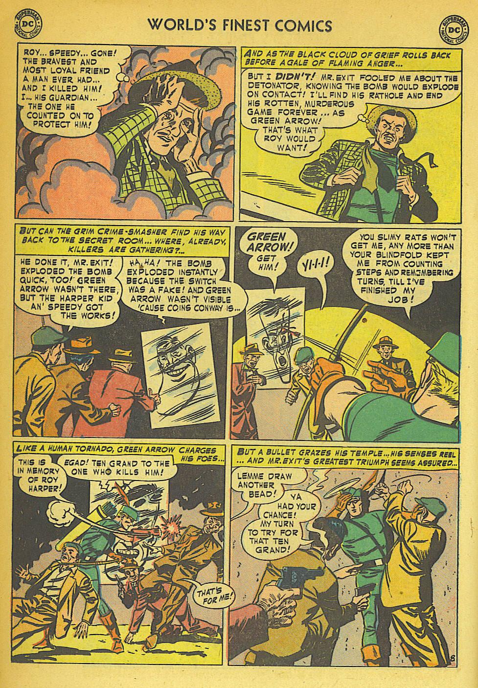 Read online World's Finest Comics comic -  Issue #57 - 24