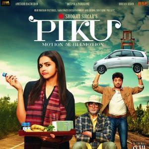 Piku (2015) DVDRip Full Movie