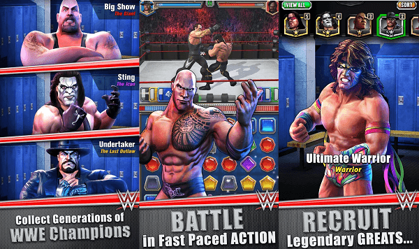 WWE Champions v0.40 Mod Apk (Unlimited Money)1