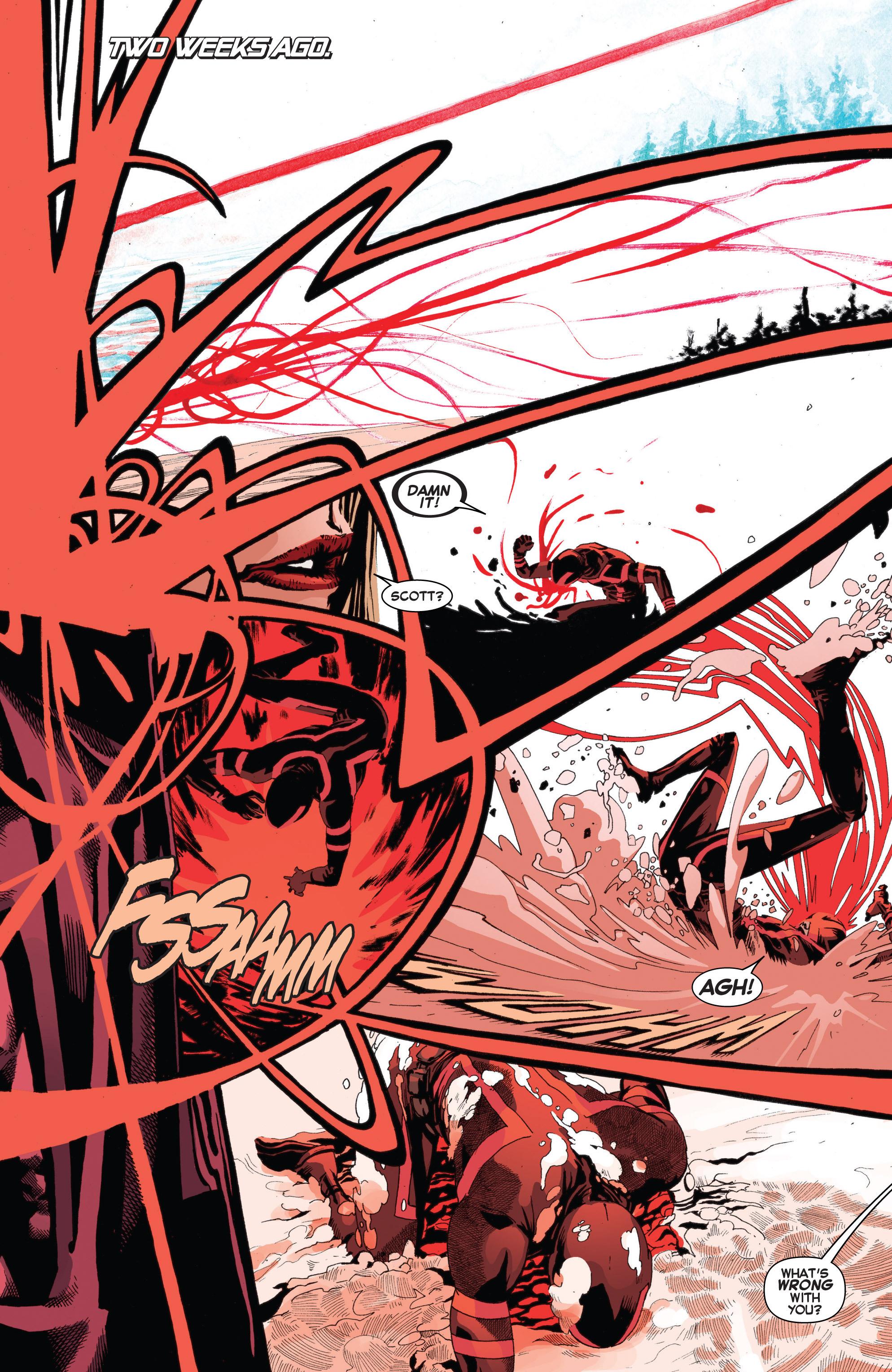Read online Uncanny X-Men (2013) comic -  Issue #18 - 6