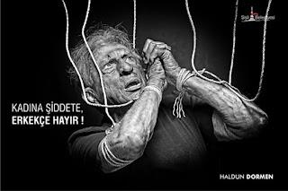 Duygucuk ^^: Kadına Şiddete, Erkekçe Hayır!