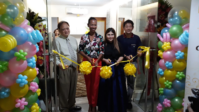 The grand opening was led by Atty. Arlene De Castro, Owner, with Special Guests actress/host Ms. Wilma Doesnt, Atty. Reynaldo Lopez, Mr Rudy Niu, and Mr. Miguel De La Rosa, Marketing and PR Head.