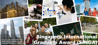منح سنغافورة الدولية