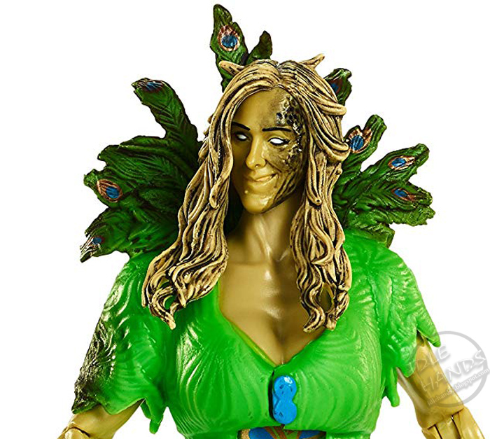 WWE Zombies Charlotte Flair Action Figure