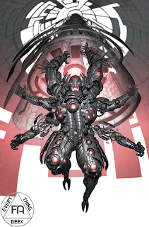 Comics Rundown age of ultron, comics, fan boys anonymous