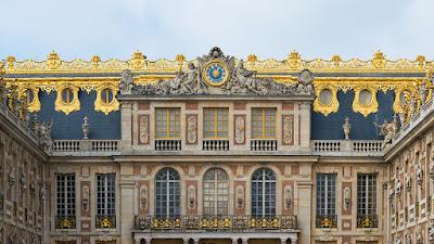 Exterior of Versailles Palace