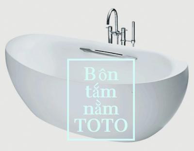 Có nên mua bồn tắm nằm TOTO không? Giá bao nhiêu?