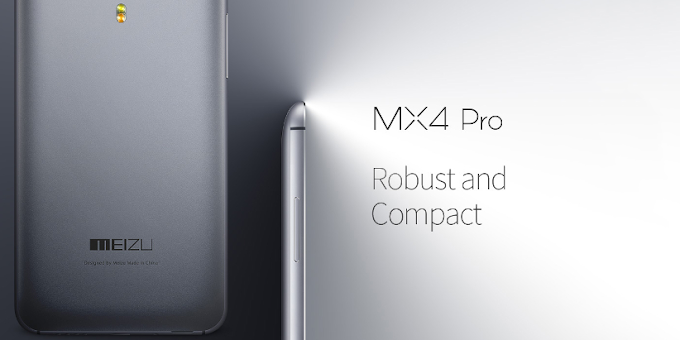 Meizu MX4 Pro officially announced with QHD display, 20nm Exynos chip, 20.7MP camera, and fingerprint scanner