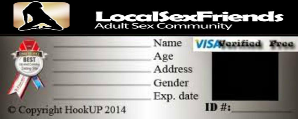 Local sex friends com
