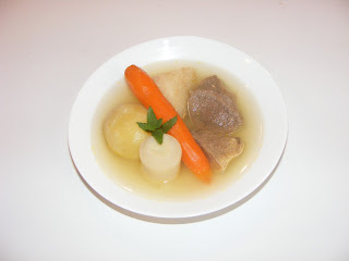 Supa de vita retete culinare,