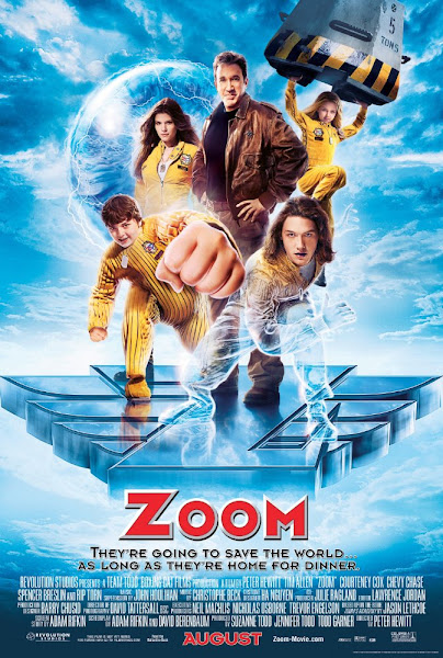 Poster Of Zoom 2006 720p Hindi WEB-DL Dual Audio Full Movie Download