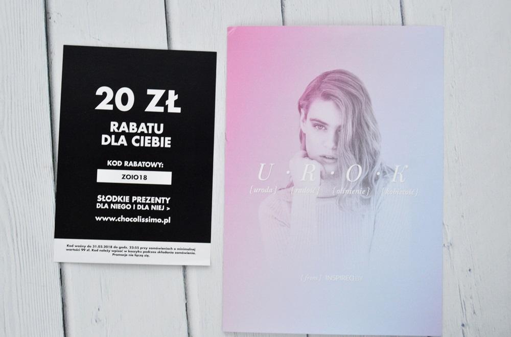 Inspired By U.R.O.K. edycja XXI - styczeń 2018