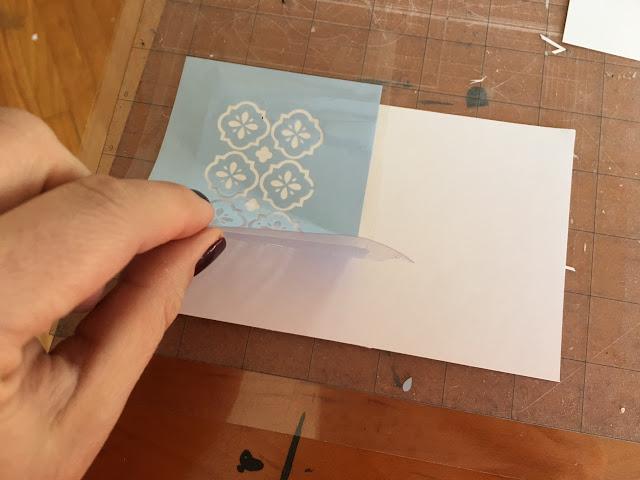 vinyl on paper silhouette tutorial help ideas