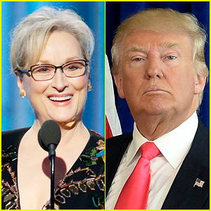 President-elect Trump calls Meryl Streep 'overrated' after the 2017 Golden Globes speech
