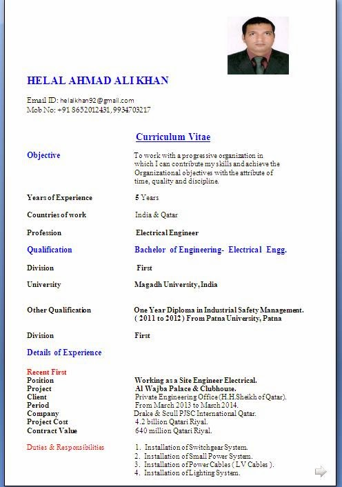 Good+Resume+Format+(29) Resume Formats For Engineers on for fresh graduates, sample fresher, for designers, sample chronological, 12th pass, sample canadian, computer science, for teacher, cover letter,