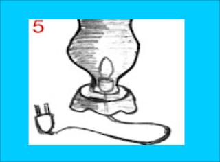 Cara Mudah Membuat Lampu Tidur Dari Botol Bekas Beserta Gambarnya