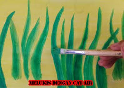 Trik cara menggambar dengan pena dan sejenisnya