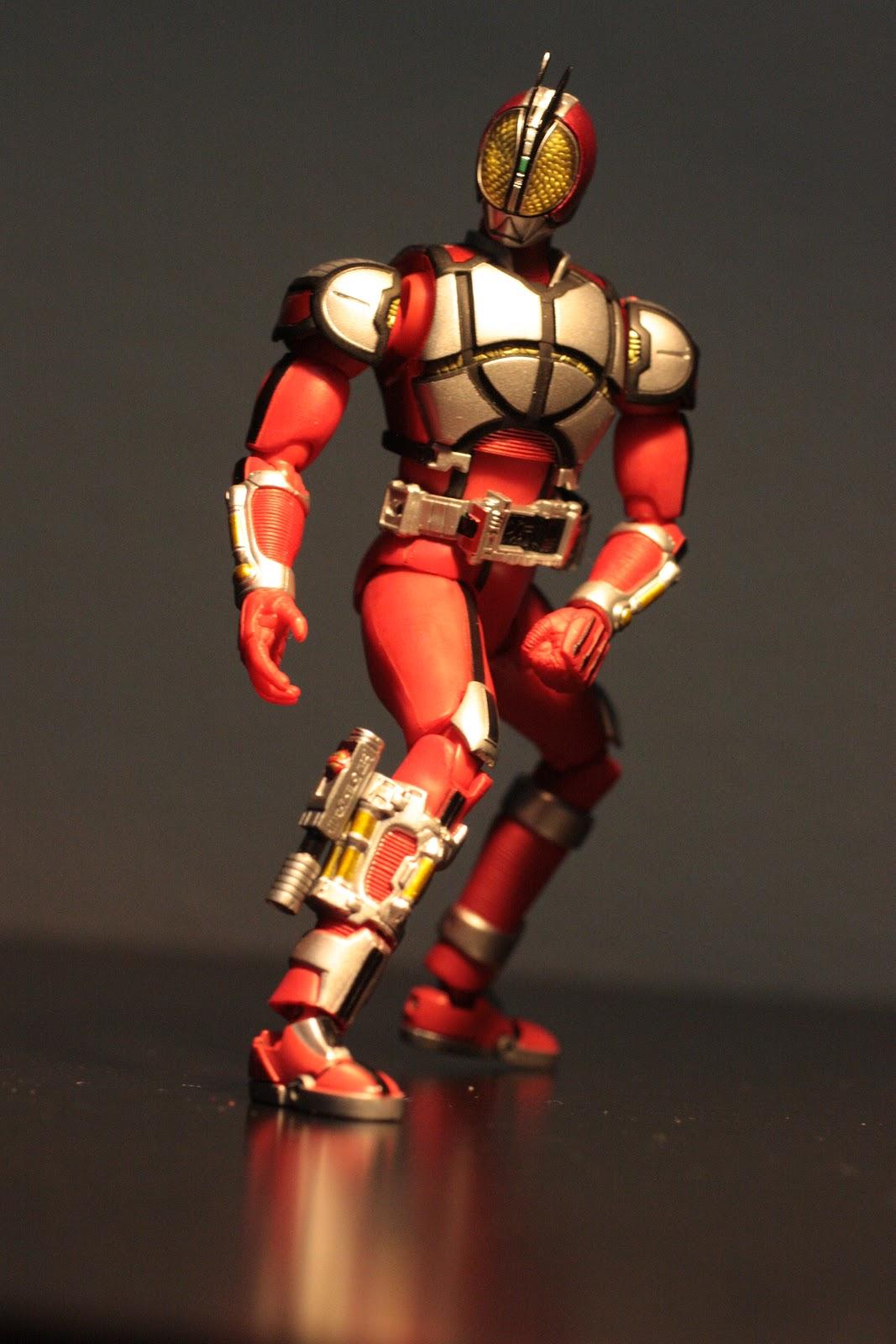 Kamen Rider Faiz Toys 61