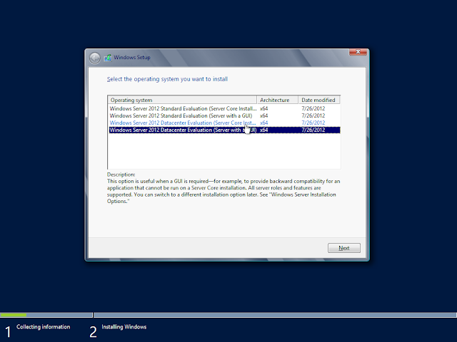 windows server 2019 試用 版