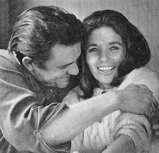 Johnny Cash, June Carter,