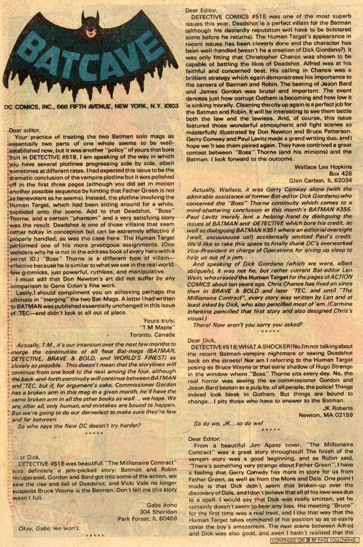 Detective Comics (1937) 523 Page 21
