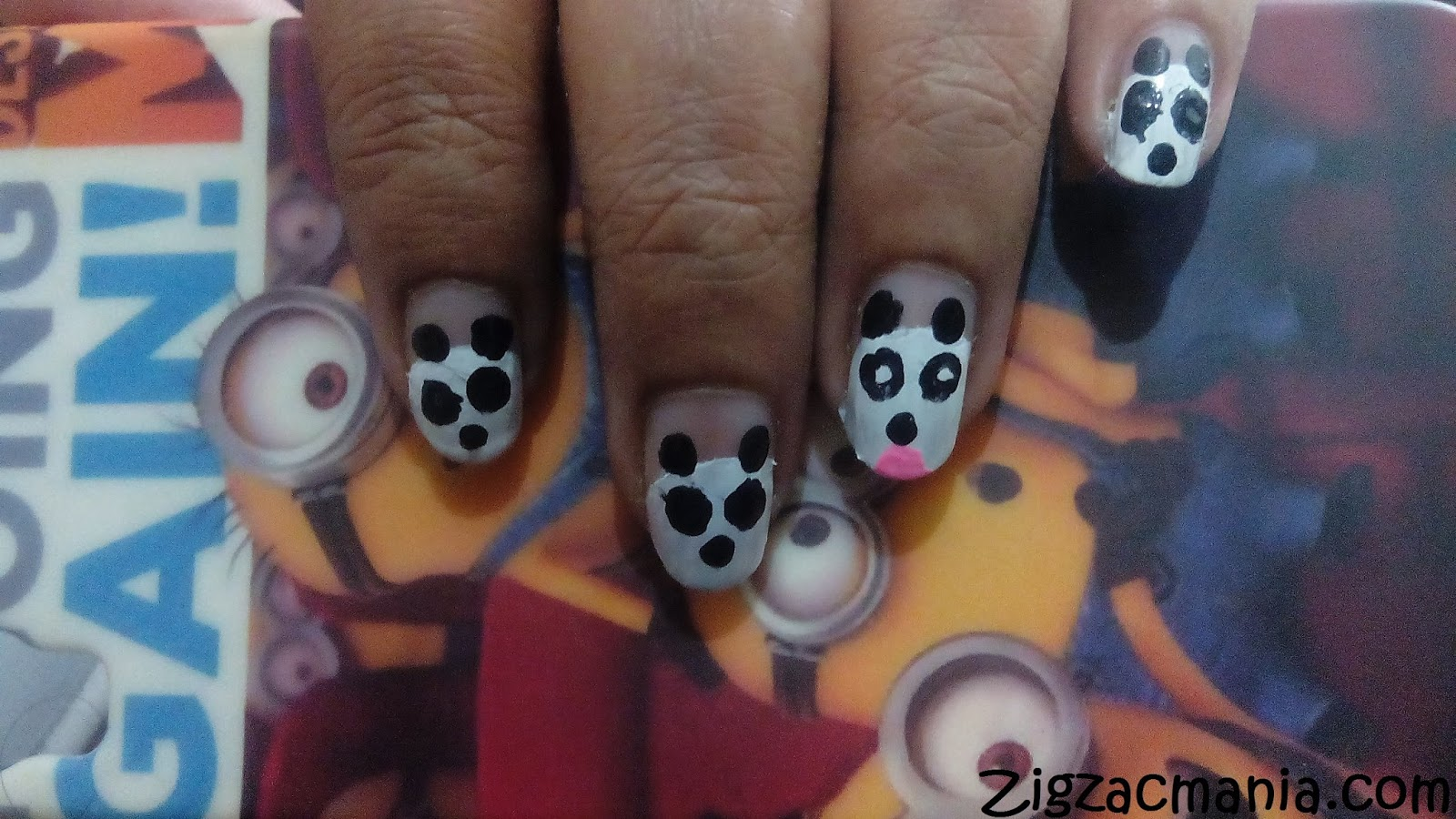As You Know I Always Prefer To Do A Nail Art Without Tools So They Dont Look Professional One But Are Super Easy Create
