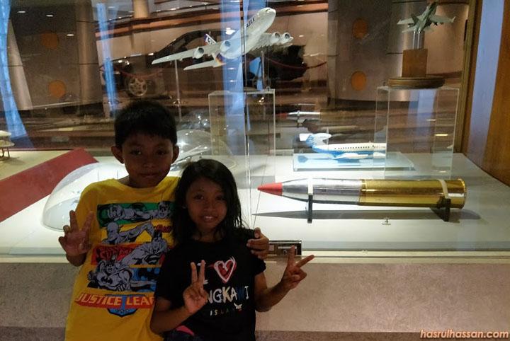 Kagum Tengok Koleksi Tun M di Galeria Perdana