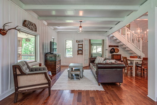 "City Farmhouse: Country Living Magazine Is Swooning Over Our ""Blogger-Designed Tennessee Cabin"""