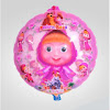 Balon Foil Karakter Masha 2 in 1