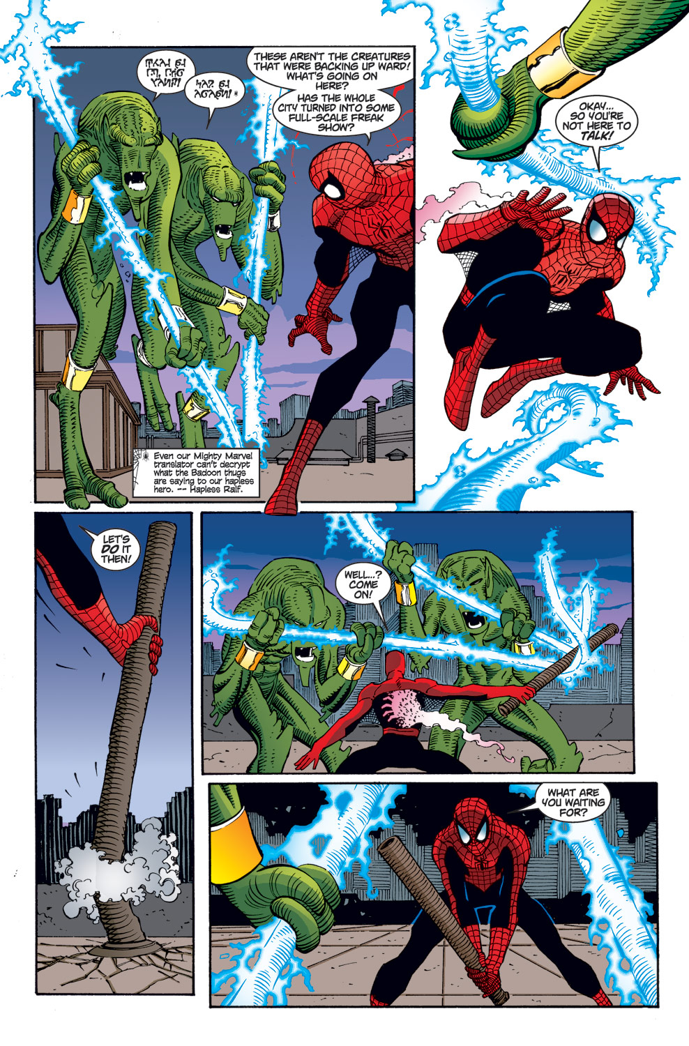 The Amazing Spider-Man (1999) 24 Page 4