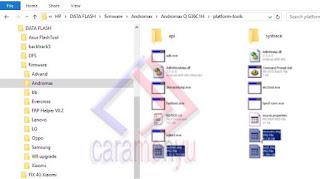 Cara Flashing Andromax Q G36C1H Bootloop