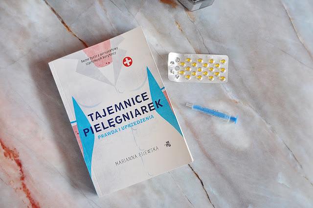 """""""Tajemnice pielęgniarek"""" - Marianna Fijewska"""