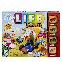 board games for families with young children