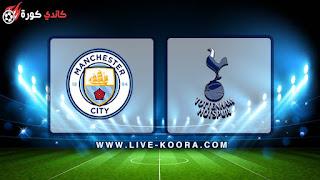 مشاهدة مباراة مانشستر سيتي وتوتنهام بث مباشر 17-04-2019 دوري أبطال أوروبا