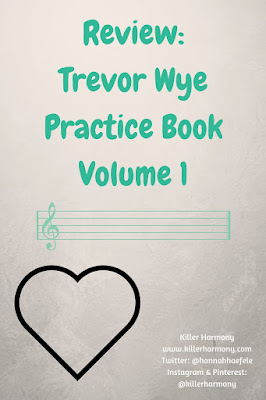 Killer Harmony | Reviews | Trevor Wye Practice Books for the Flute | Volume 1 | In this review, I talk about the first volume in Trevor Wye's practice series. This volume contains information on practicing and improving your tone with harmonics, long tones, and more.