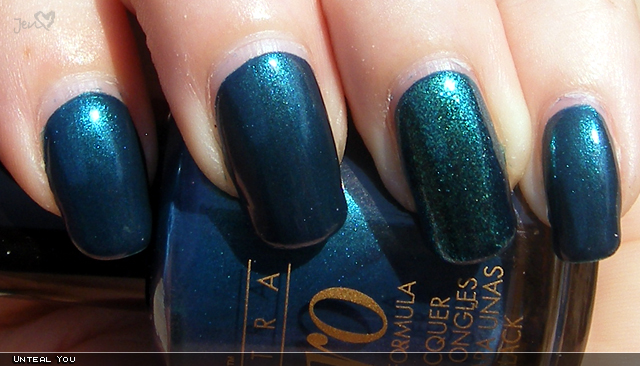 xoxoJen's swatch of Nina Ultra Pro Unteal You