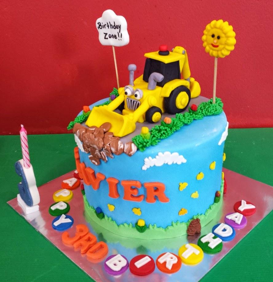 Yochanas Cake Delight Xavier turns 3
