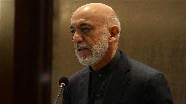 Afghanistan's former President Hamid Karzai slams US military freedom, defends Afghan sovereignty