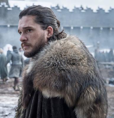 Game of Thrones, Imágenes, Octava Temporada, Juego de Tronos, Jon Snow