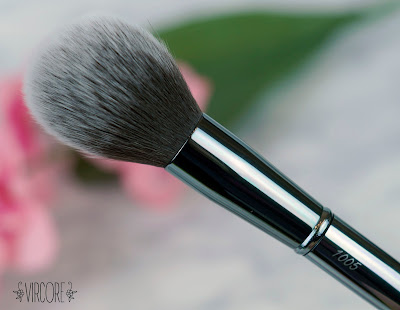 maiko brushes luxury grey 1005