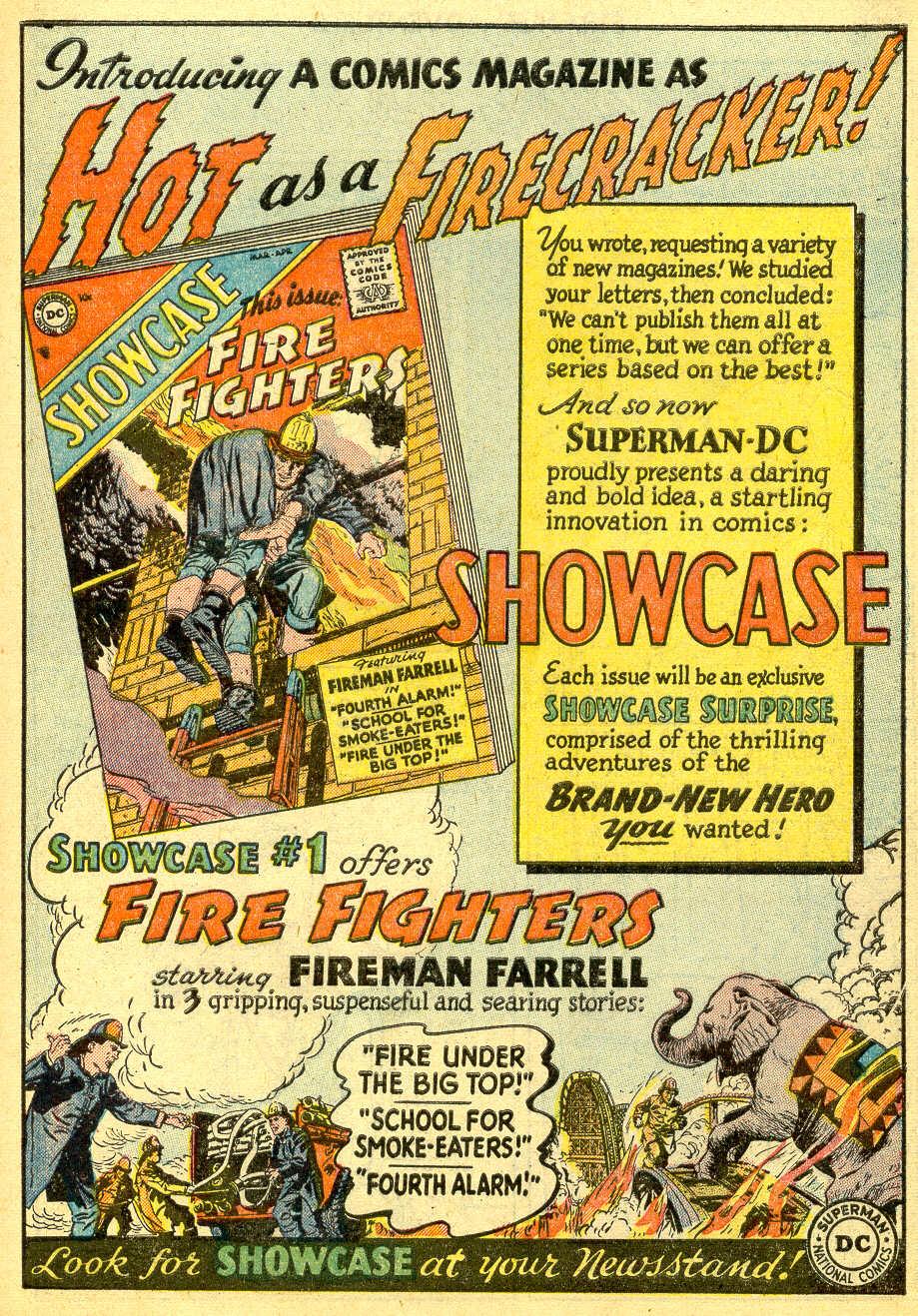 Read online Detective Comics (1937) comic -  Issue #229 - 15